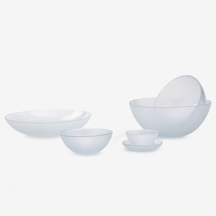 סדרת כלי זכוכית DORYA