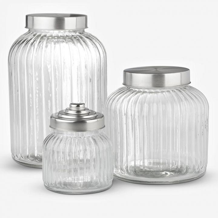 סדרת צנצנות זכוכית ATLAS
