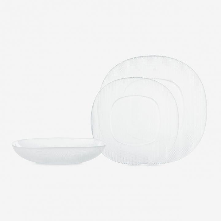 סדרת כלי זכוכית QUADRA