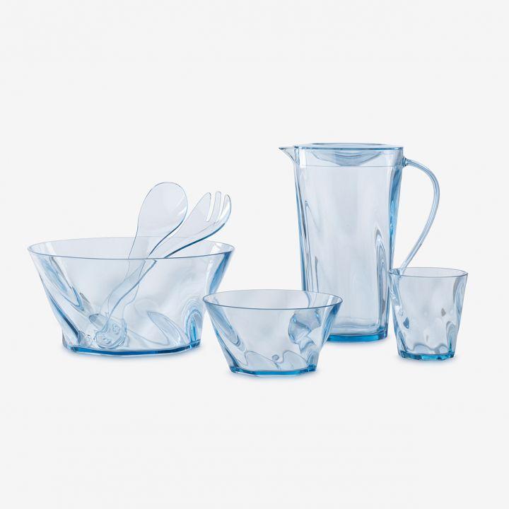 סדרת כלי פלסטיק WATERWAY