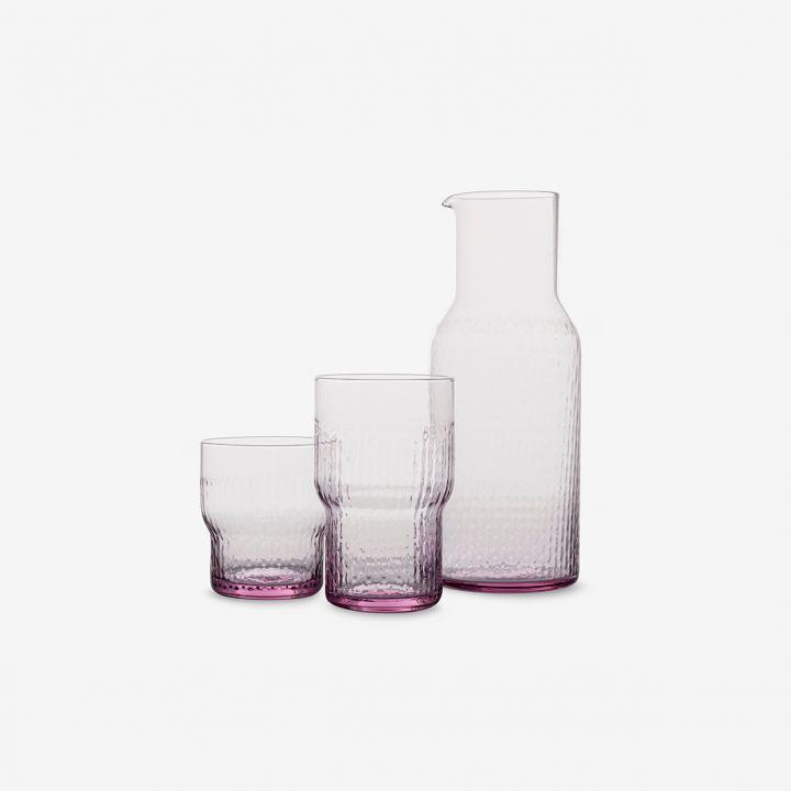 סדרת כלי זכוכית GALIA