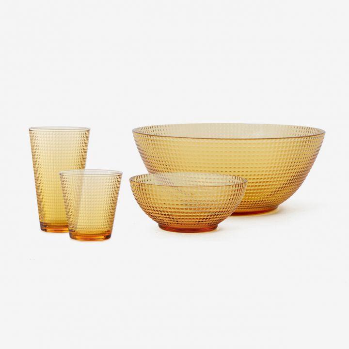סדרת כלי זכוכית INBAR