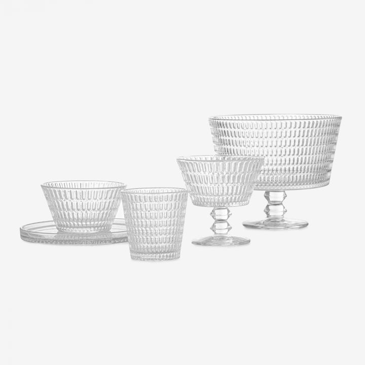 סדרת כלי זכוכית SHILA