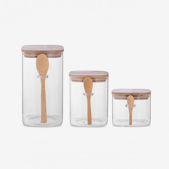 סדרת כלי זכוכית COTTAGE