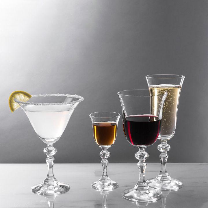 סדרת כוסות זכוכית COLTON