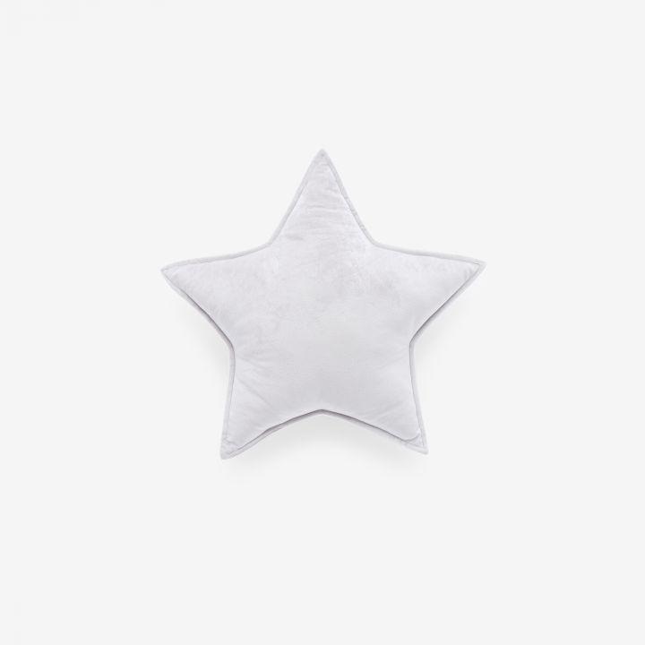כרית נוי קטיפתית STAR