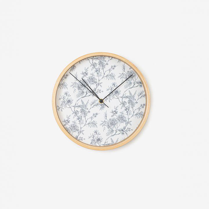 שעון קיר FLORIST