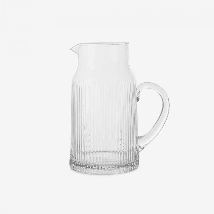 קנקן שתיה מזכוכית TOBY