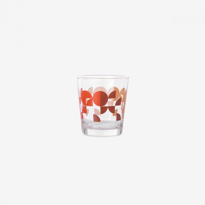 כוס זכוכית HARLEM