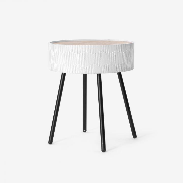 שולחן צד מעץ PASTIL