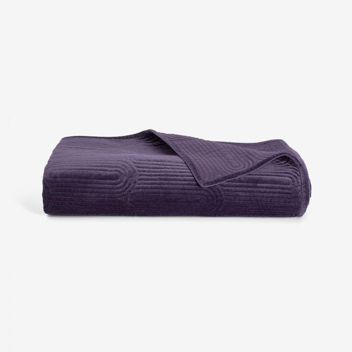 כיסוי מיטה קטיפה BONITA