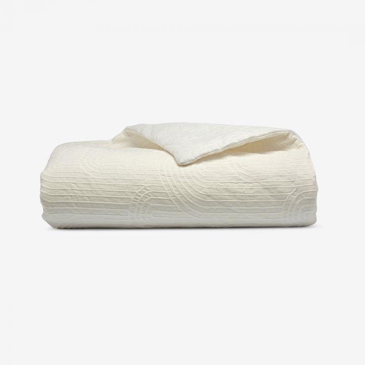 כיסוי מיטה כותנה RAINY