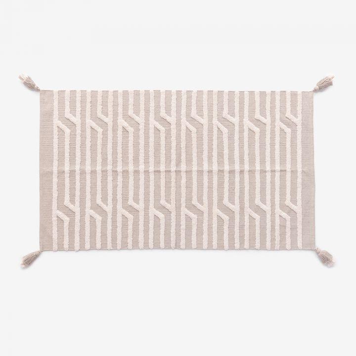 שטיח נוי כותנה CARLOS
