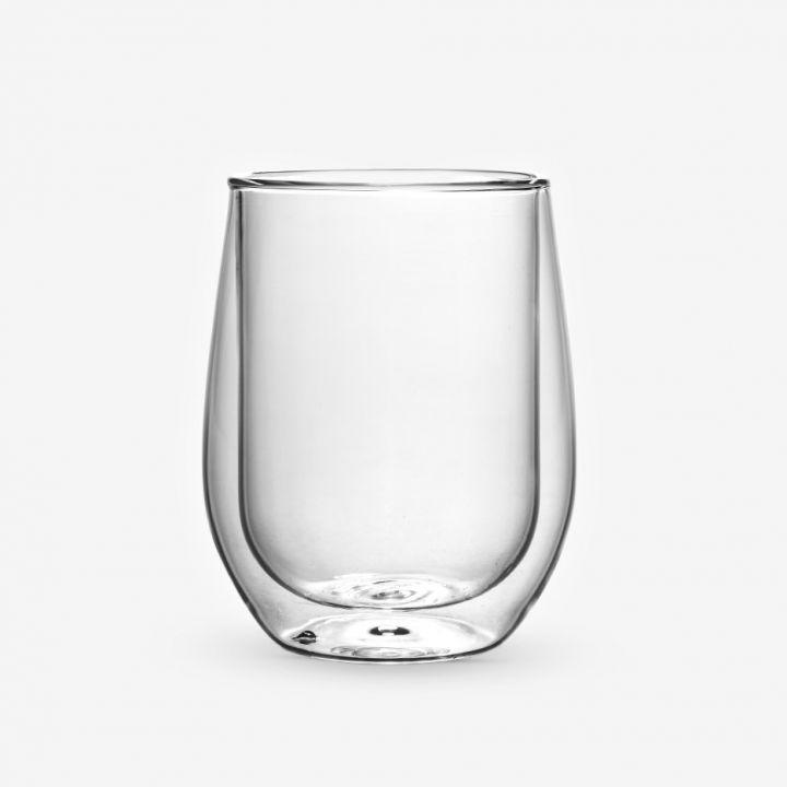 כוס זכוכית DOUBLE | גדול