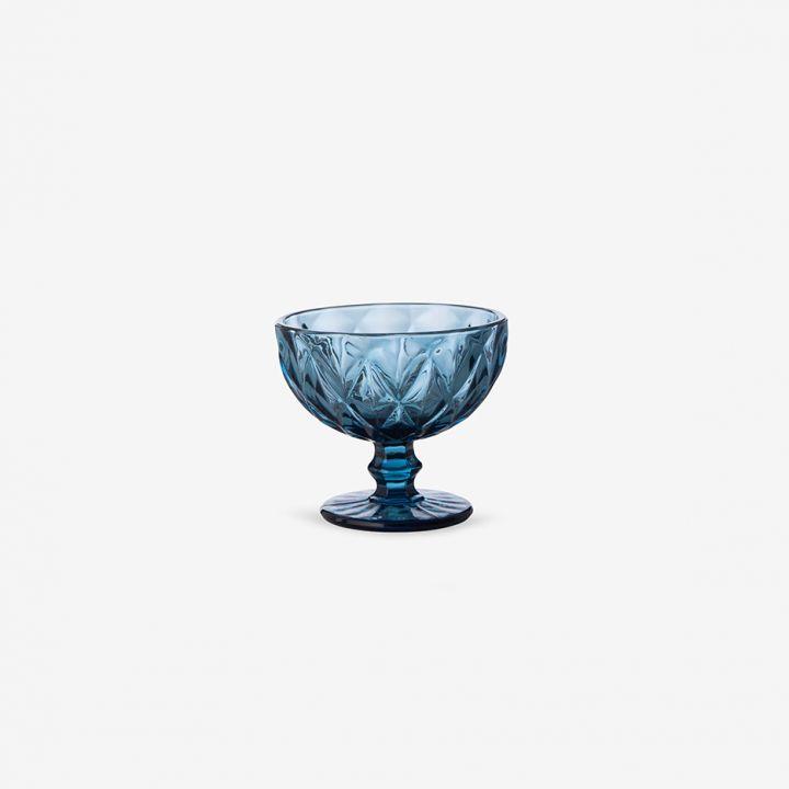 כוס זכוכית לגלידה DIAMANT