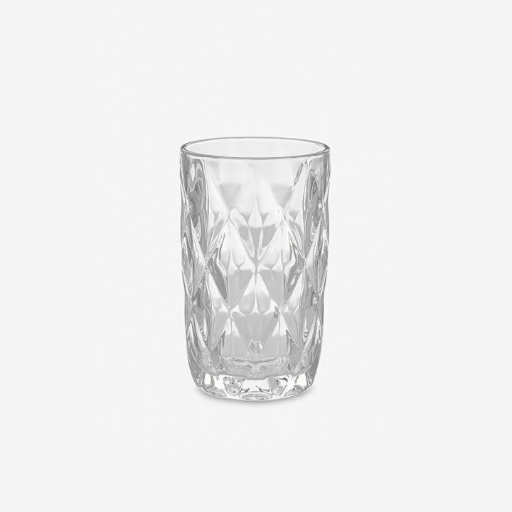 כוס זכוכית DIAMANT