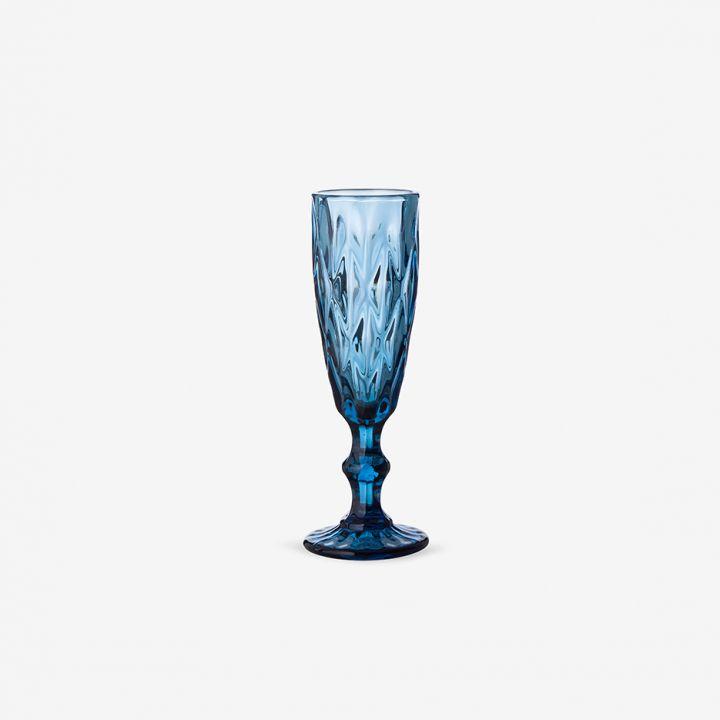 כוס זכוכית לשמפנייה DIAMANT