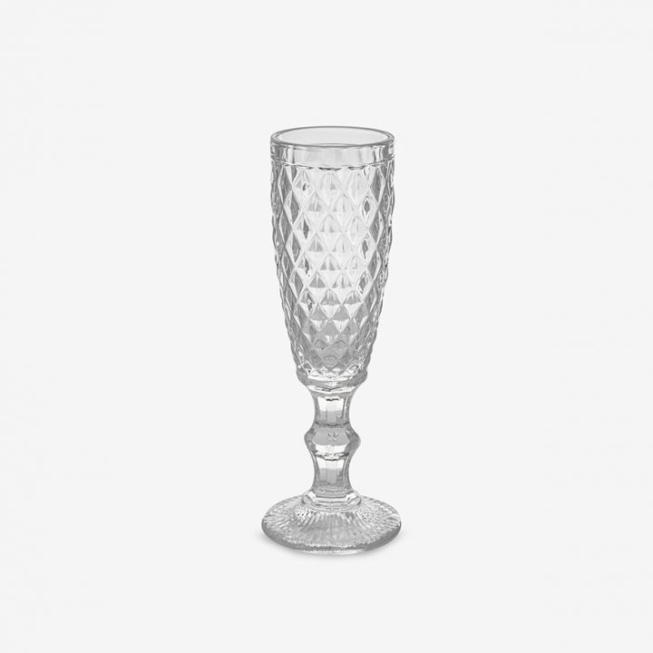 כוס זכוכית לשמפנייה TYRION