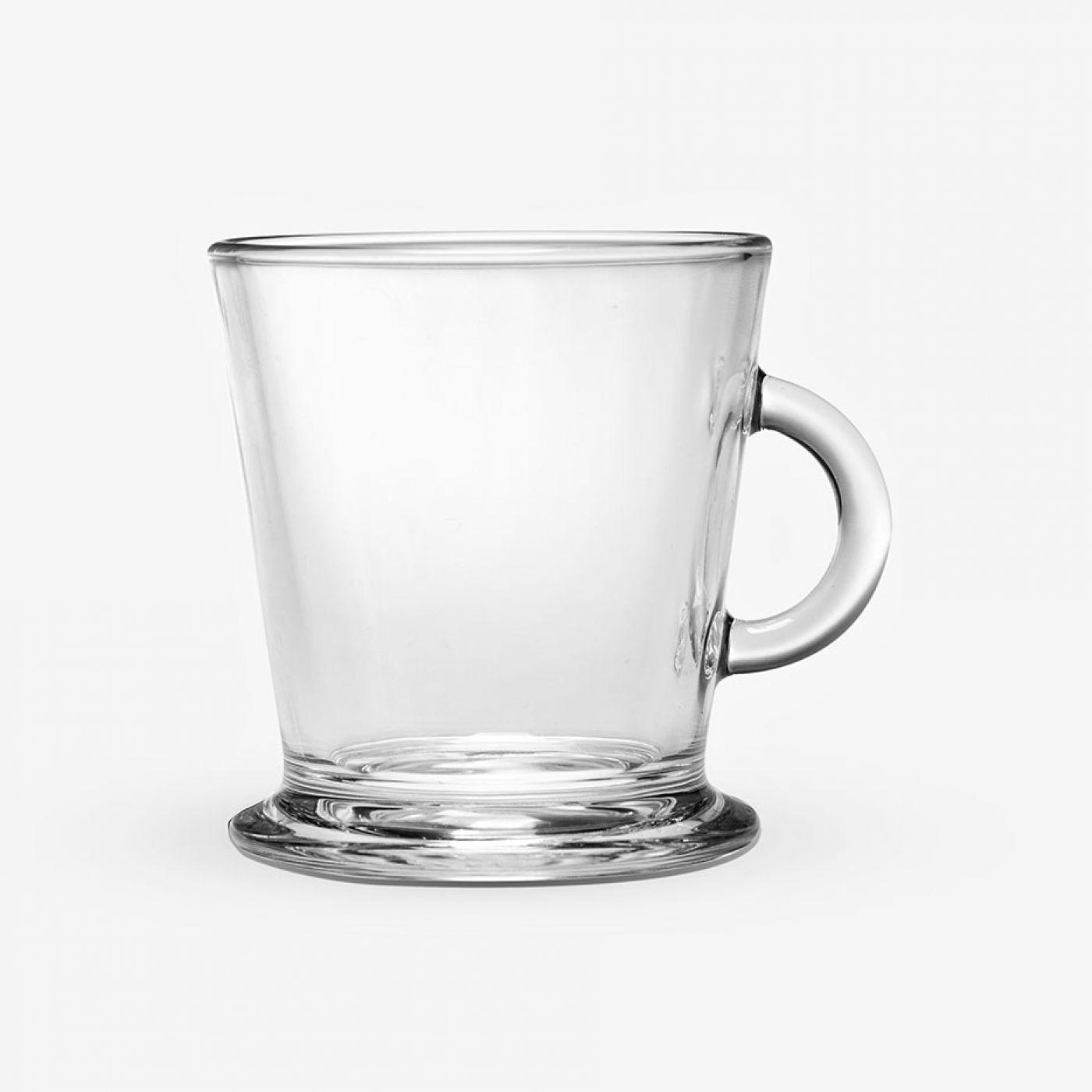 ספל זכוכית CAPPUCCINO