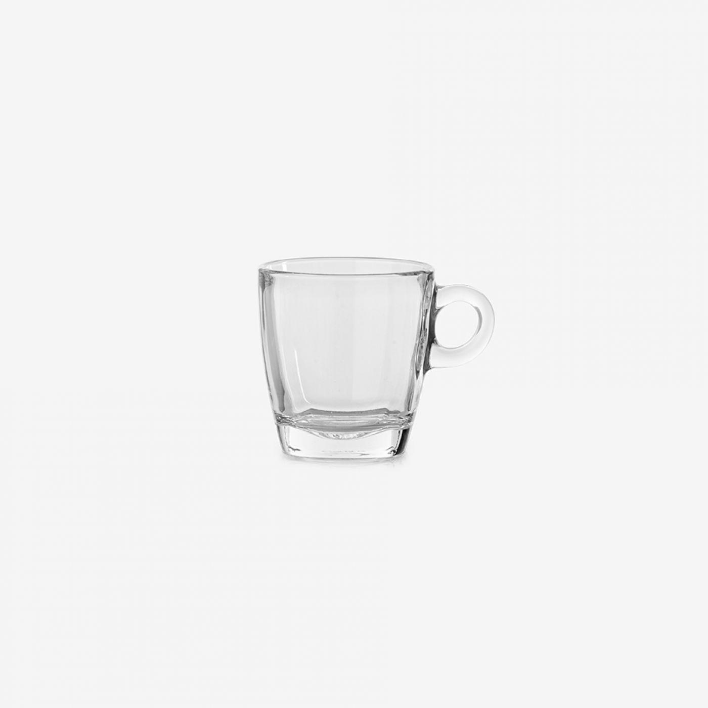 כוס זכוכית CAFFE