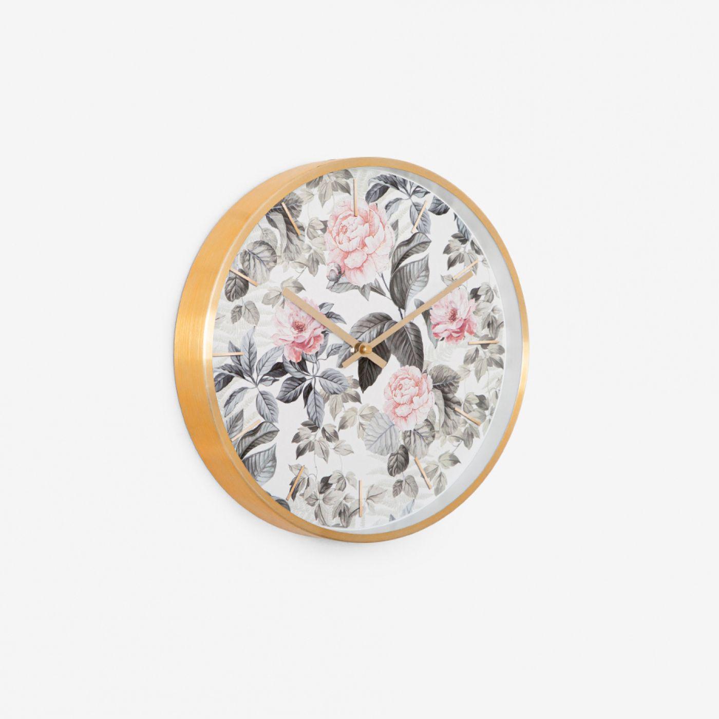 שעון קיר GARDEN   קטן