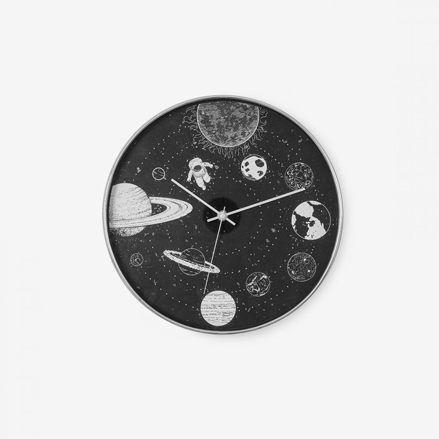 שעון קיר SPACEMAN