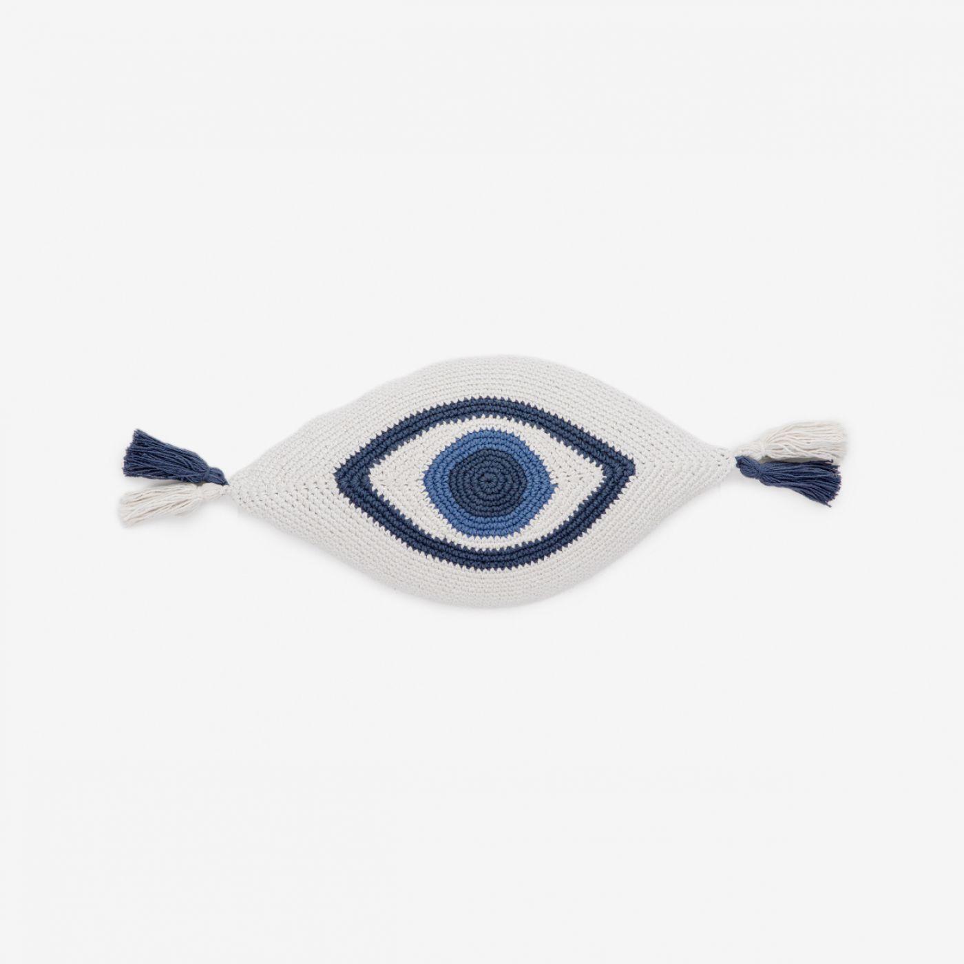כרית נוי עין SKYLAR