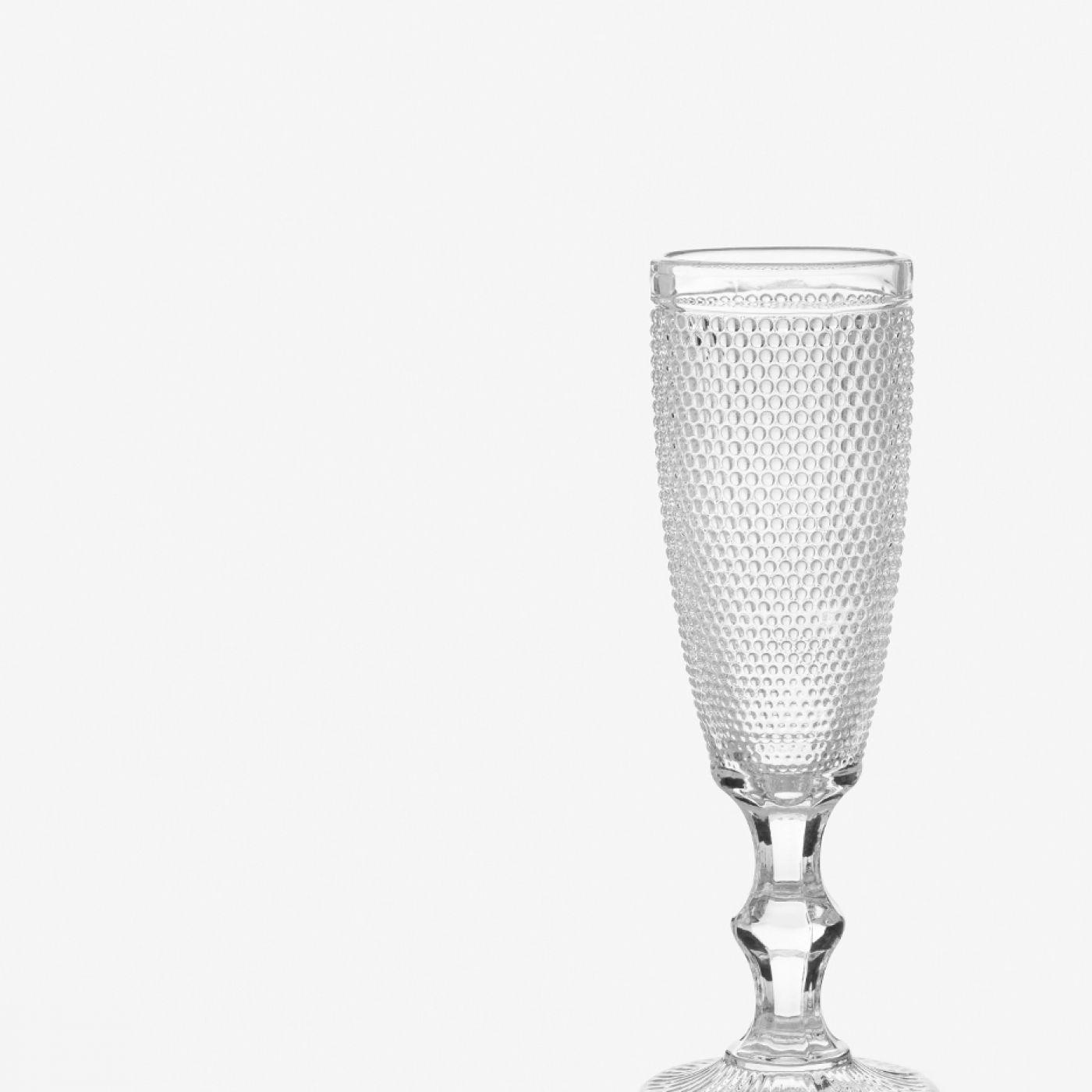 כוס שמפניה BEAD