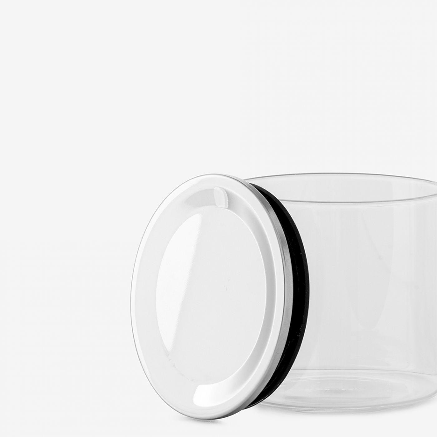 צנצנת זכוכית CRISP