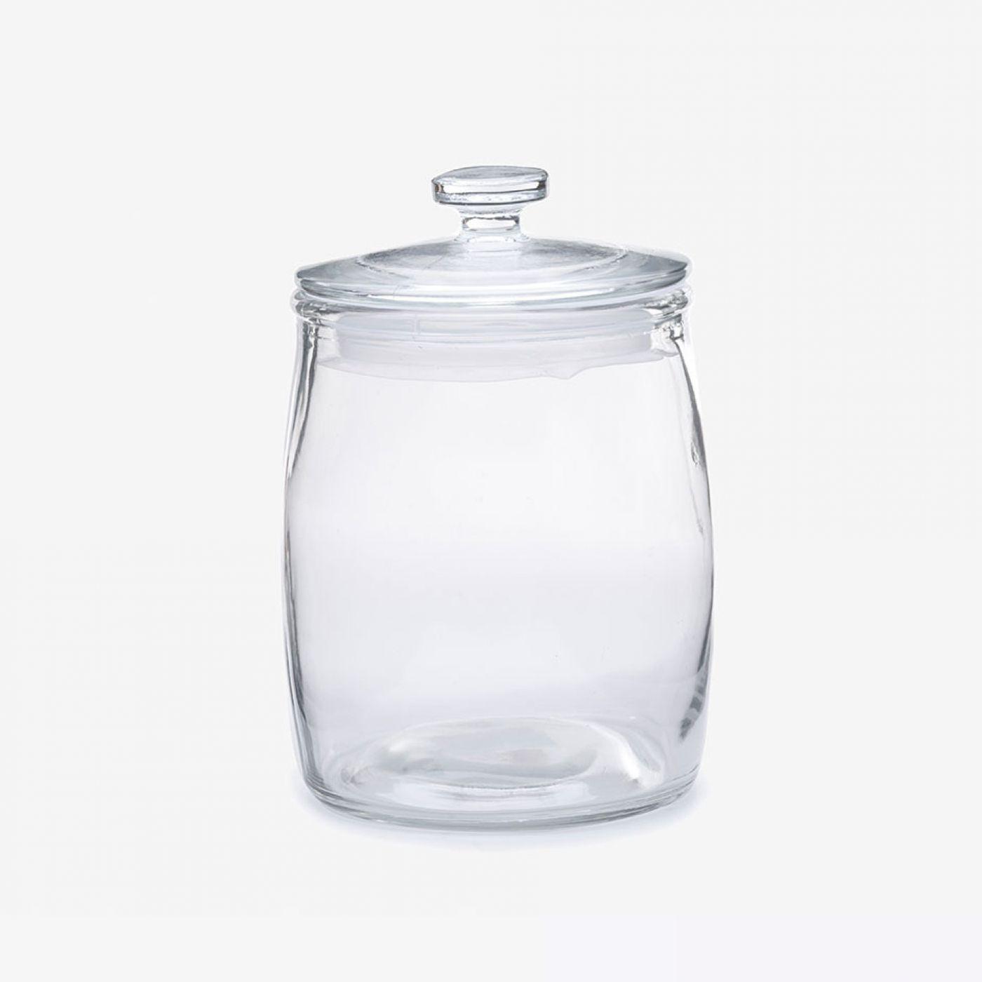 צנצנת זכוכית COOKIE
