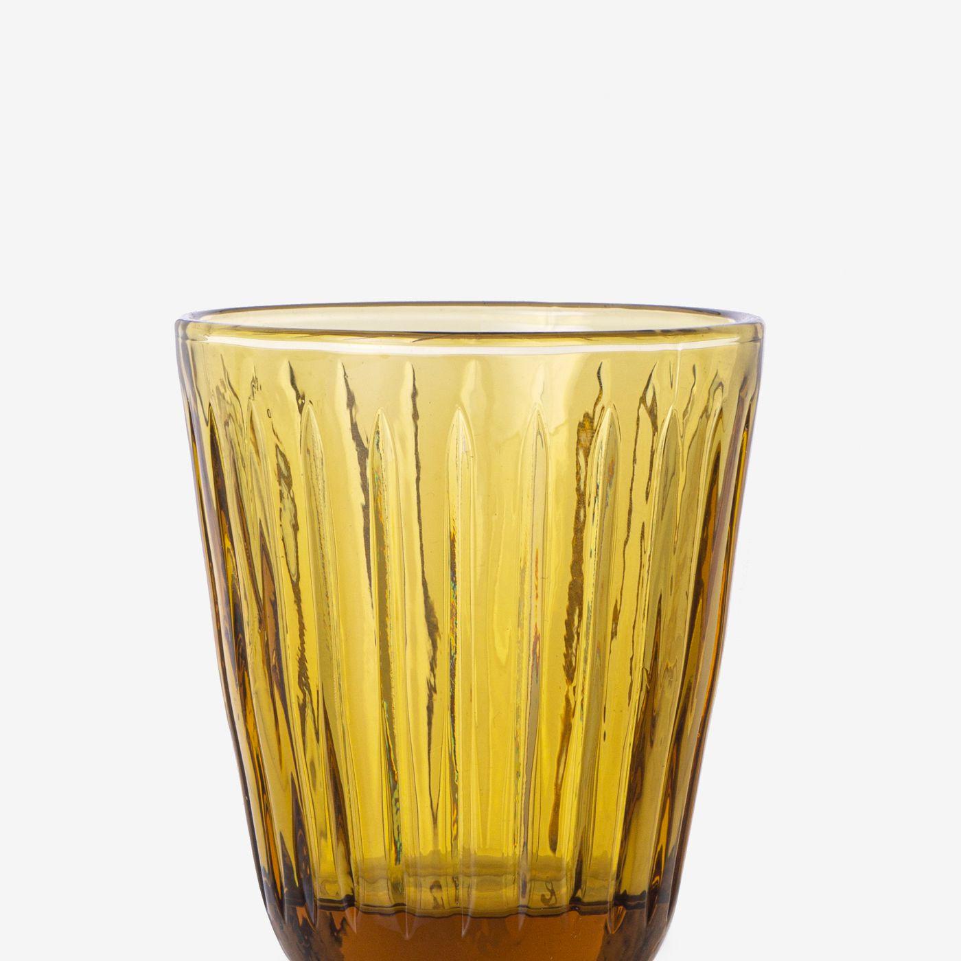 כוס זכוכית MELODY