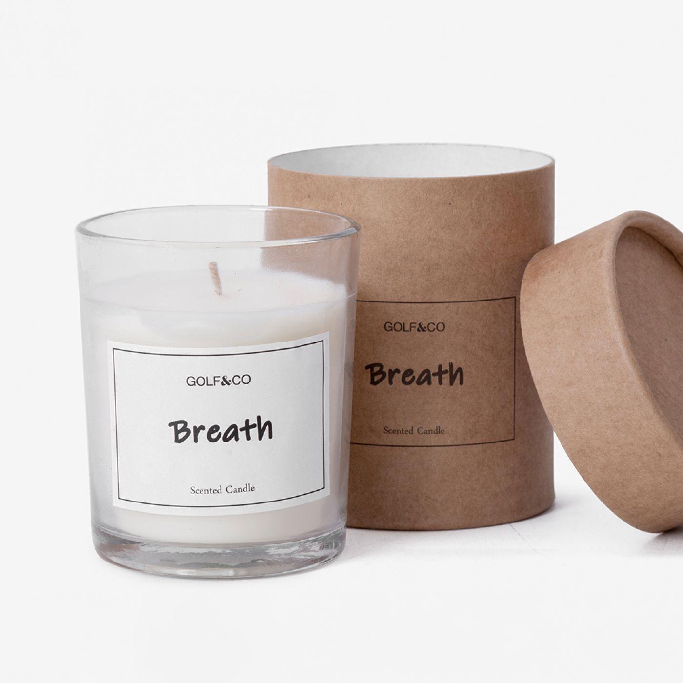נר ריחני BREATH