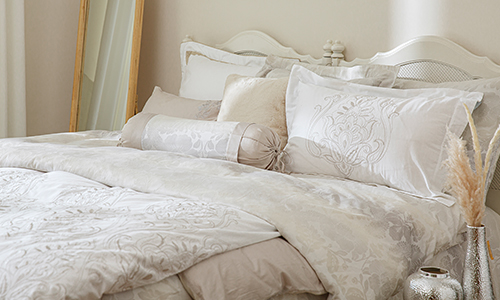 Our luxury bedding