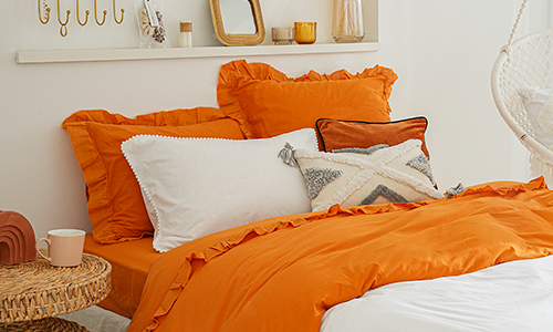 20% OFF ONLINE ONLY BEDDING